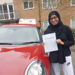 Another Driving Test Pass In High Wycombe