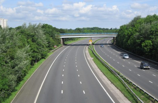 Learner Drivers Can Now Drive on Motorways with Trained Instructors